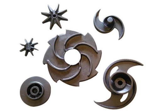 覆膜砂铸钢件